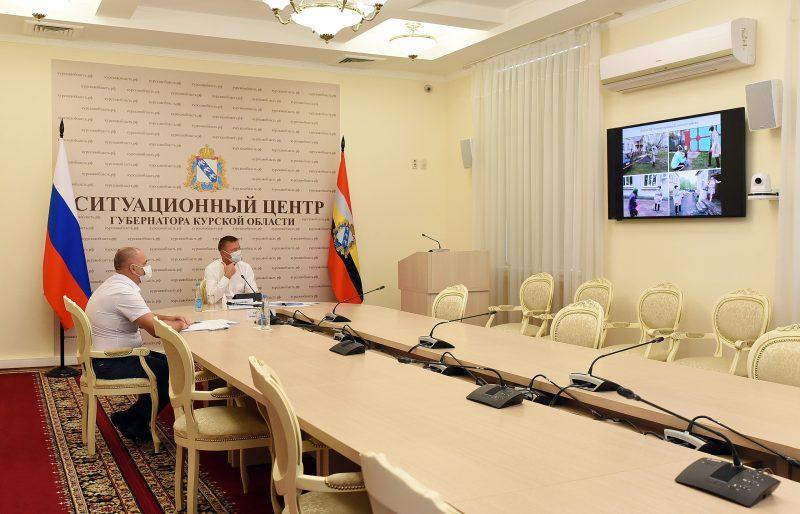 В Курской области могут открыть еще один пляж
