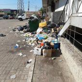 """В Курске возле торгового центра """"Кристалл"""" навели порядок"""