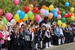 В Курской области школьные линейки пройдут для всех классов