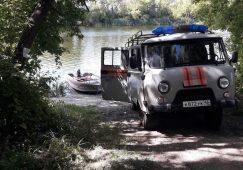 """На курском озере """"Стезева дача"""" погиб 50-летний мужчина"""