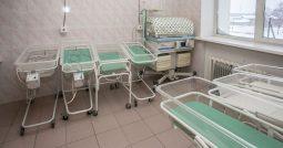 Курской роддом откроется через три недели