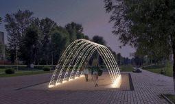 Курянам представили проект сквера на проспекте Клыкова