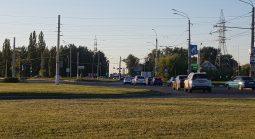 В Курске отрегулировали режим светофора в направлении Дериглазова