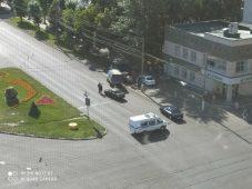 В Курске ГАЗель сбила пешехода