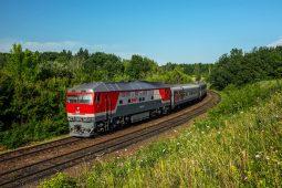 Поезд до Старого Оскола через Курск возобновит ежедневное движение