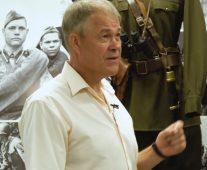 Командир поискового отряда стал Почетным гражданином города Курска