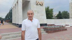 В Курске «Хор Турецкого» почтил память погибших на войне