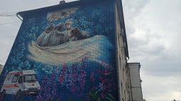 Скоро в Курске появятся новые граффити, посвященные подвигу медиков