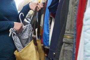 В Курске нашли мужчину, который украл семь курток