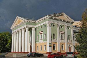 Дворец культуры железнодорожников в Курске планируют передать  в региональную собственность