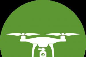 Осмотры ЛЭП проводят  с помощью беспилотных летательных аппаратов