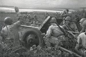 Курская битва. Фас Северный