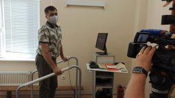 В Курской поликлинике №1 проходят реабилитацию больные, перенесшие COVID-19