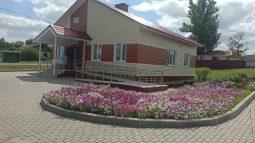 В Тимском районе Курской области строится ещё один современный ФАП