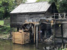 Сегодня в Курской области запустили водяную мельницу