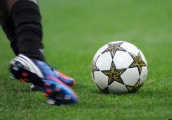 Курские чиновники примерят футбольную форму