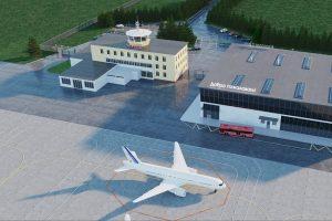 Вопросы строительства нового аэровокзала обсудили  в администрации области