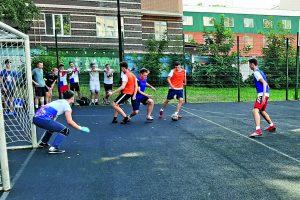 В Курске прошел турнир по мини-футболу памяти Вячеслава Клыкова