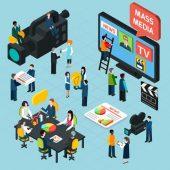 Курским школьникам и студентам бесплатно расскажут о медиаиндустрии