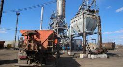 Курские экологи зафиксировали выбросы на двух асфальтобетонных заводах