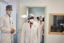 Посол Шри-Ланки ознакомился с работой курского онкодиспансера