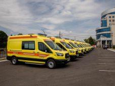 В Курской области скорая помощь станет единой службой