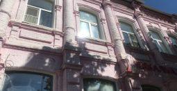 В Курске некачественно отремонтировали объект культурного наследия