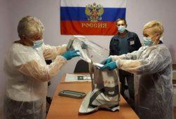 В Курской области вчера проголосовали более 15% избирателей 110 округа