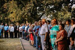 Сегодня в Курске почтили память жертв терактов