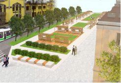 Куряне смогут выбрать облик улицы Ленина