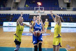Курское «Динамо» разгромило баскетболисток из Вологды на Кубке России