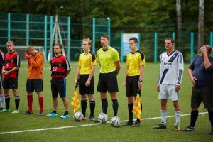 Сельские футболисты бьются за «Золотой колос»