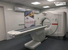 Курский роддом получил компьютерный томограф от Металлоинвеста