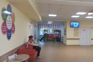 Детскую поликлинику №8 отремонтировали