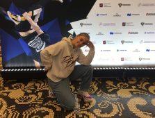 Курянка вошла в топ-16 всероссийского соревнования по брейкингу
