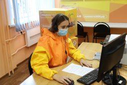 В Курской области волонтеры будут помогать пенсионерам
