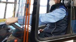 Курских водителей и кондукторов проверили на соблюдение масочного режима