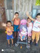 Многодетная семья из Курской области лишилась жилья из-за пожара