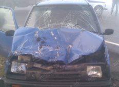 В ДТП в Курской области пострадала женщина