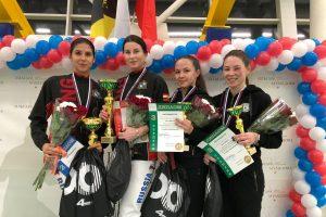 Курянка заняла первое место на Всероссийском турнире по фехтованию