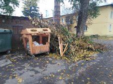 Улицы Курска продолжают приводить в порядок