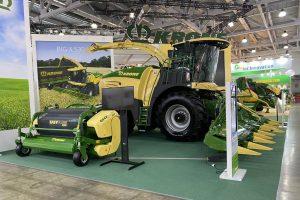 На сельхозвыставке подписан ряд соглашений о поддержке курских аграриев