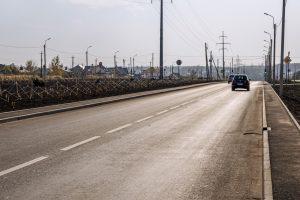 Завершаются работы на объектах нацпроекта «Безопасные и качественные автомобильные дороги»