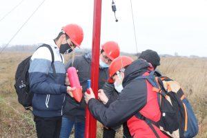 Курские школьники запустили собственные спутники