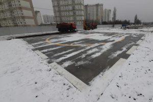 Росавиация одобрила вертолетную площадку областной больницы