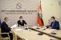 В Курской области стало меньше аварий на дорогах