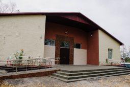 В курском селе заработает обновленный Дом Культуры