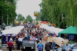 Продолжается подготовка к XX Курской Коренской ярмарке