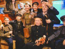 В Курск прибыл единственный в мире поезд с иммерсивной инсталляцией