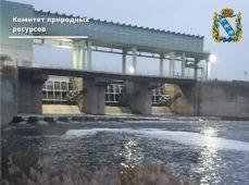 Курское водохранилище готовят к паводку